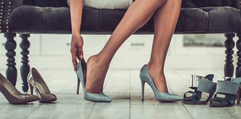 Anneler Günü Ayakkabı