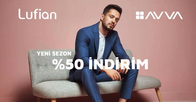 Lufian - Avva Yeni sezon indirimleri