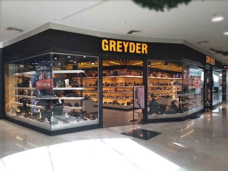 Greyder Carrefour Avm